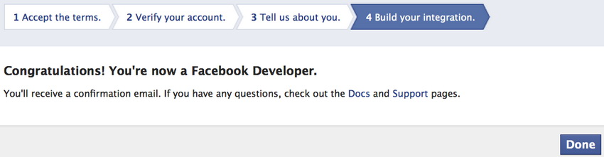 coddism developers facebook congratulations